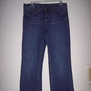 Tommy Hilfiger Bootcut Blue Jeans Size 10